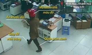VCB thông tin về vụ cướp tại Phòng giao dịch Ninh Hòa, Khánh Hòa