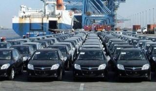 Nhập khẩu ô tô giảm mạnh trong tuần đầu tháng 9