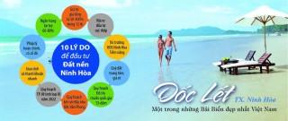 Ninh Hòa - Cơ hội phát triển tại đô thị vệ tinh của Nha Trang