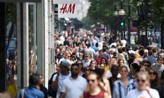 Dự báo tăng trưởng Anh xuống mức 1,3%: Giảm khả năng nâng lãi suất