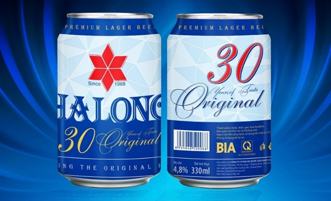 Bia Hạ Long ra mắt sản phẩm đặc biệt