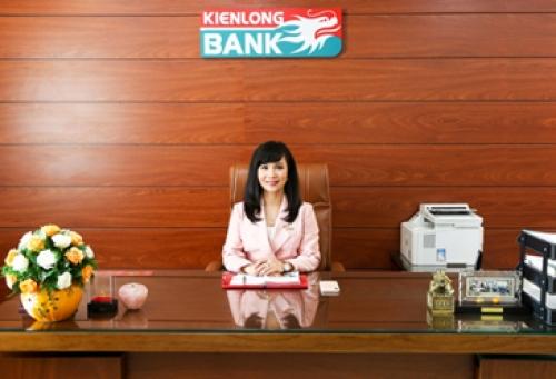 Tổng Giám đốc Kienlongbank mua thêm 300.000 cổ phiếu KLB