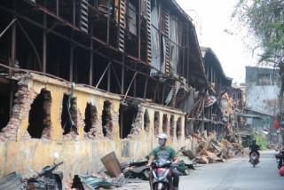 Vụ cháy Công ty Rạng Đông: Chủ tịch TP. Hà Nội Nguyễn Đức Chung yêu cầu khẩn trương khắc phục hậu quả