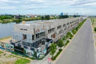 Xung quanh việc dừng thi công công trình tại Khu đô thị Phú Mỹ An