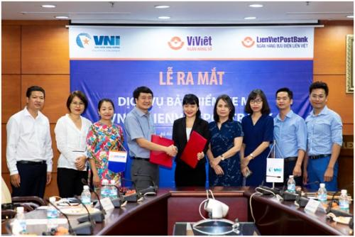 LienVietPostBank bắt tay với VNI cung cấp sản phẩm bảo hiểm mới