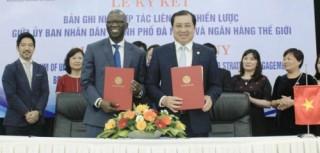 WB và TP. Đà Nẵng ký kết hợp tác chiến lược