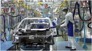 Sản xuất ô tô sụt giảm trong tháng 8, chỉ đạt 30,4 nghìn chiếc