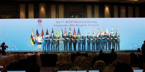 Phiên đàm phán Hiệp định RCEP lần thứ 28 sẽ diễn ra tại Đà Nẵng từ 19-27/9