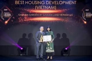 Sở hữu không gian sống xanh tại dự án nhà ở tốt nhất Việt Nam - Gamuda Gardens