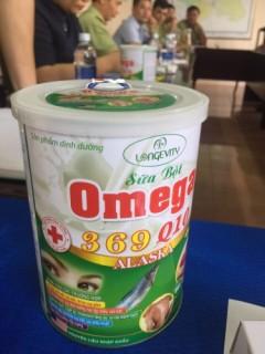 Thu giữ hơn 5.000 hộp sữa bột Omega 369 Q10 ALASKA không đạt chuẩn tại Đắk Nông