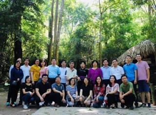 Chi bộ Vụ Kiểm toán nội bộ và hành trình về nguồn tại địa chỉ đỏ Tuyên Quang