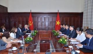 WB cam kết tiếp tục hỗ trợ Việt Nam trong hoàn thiện chính sách