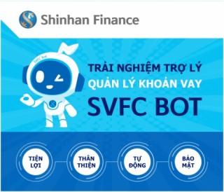 Quản lý khoản vay tiêu dùng qua ứng dụng SVFC Bot