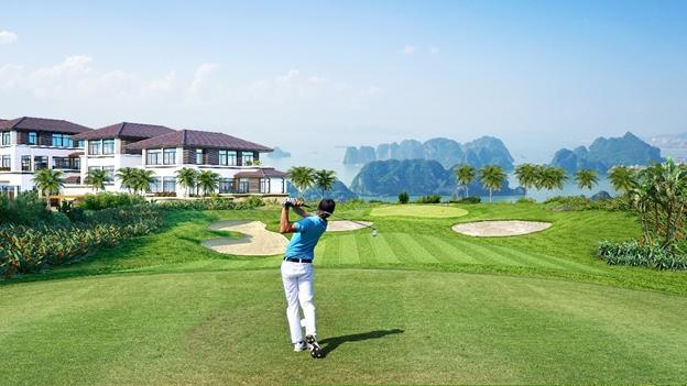 Golfhouse - Dòng sản phẩm ưu việt lần đầu xuất hiện trên thị trường bất động sản Việt Nam