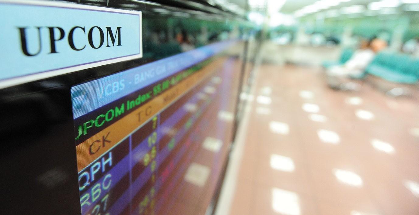 HNX sửa đổi Quy chế giao dịch UPCoM