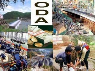 Vốn vay ODA được ưu tiên sử dụng trong lĩnh vực hạ tầng kinh tế - xã hội
