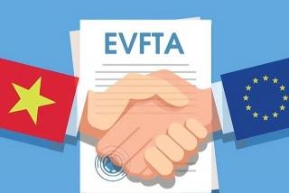 Tận dụng ưu đãi EVFTA: Đã cấp trên 7.200 bộ C/O với kim ngạch 277 triệu USD đi 28 nước EU