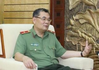 Thiếu tướng Tô Ân Xô nói về vụ án Đồng Tâm