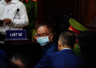 Xét xử nguyên Phó Chủ tịch UBND TP.HCM Nguyễn Thành Tài