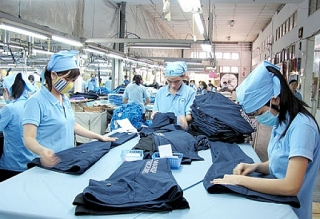 Một số mặt hàng dệt may xuất khẩu sang EAEU có nguy cơ vượt ngưỡng