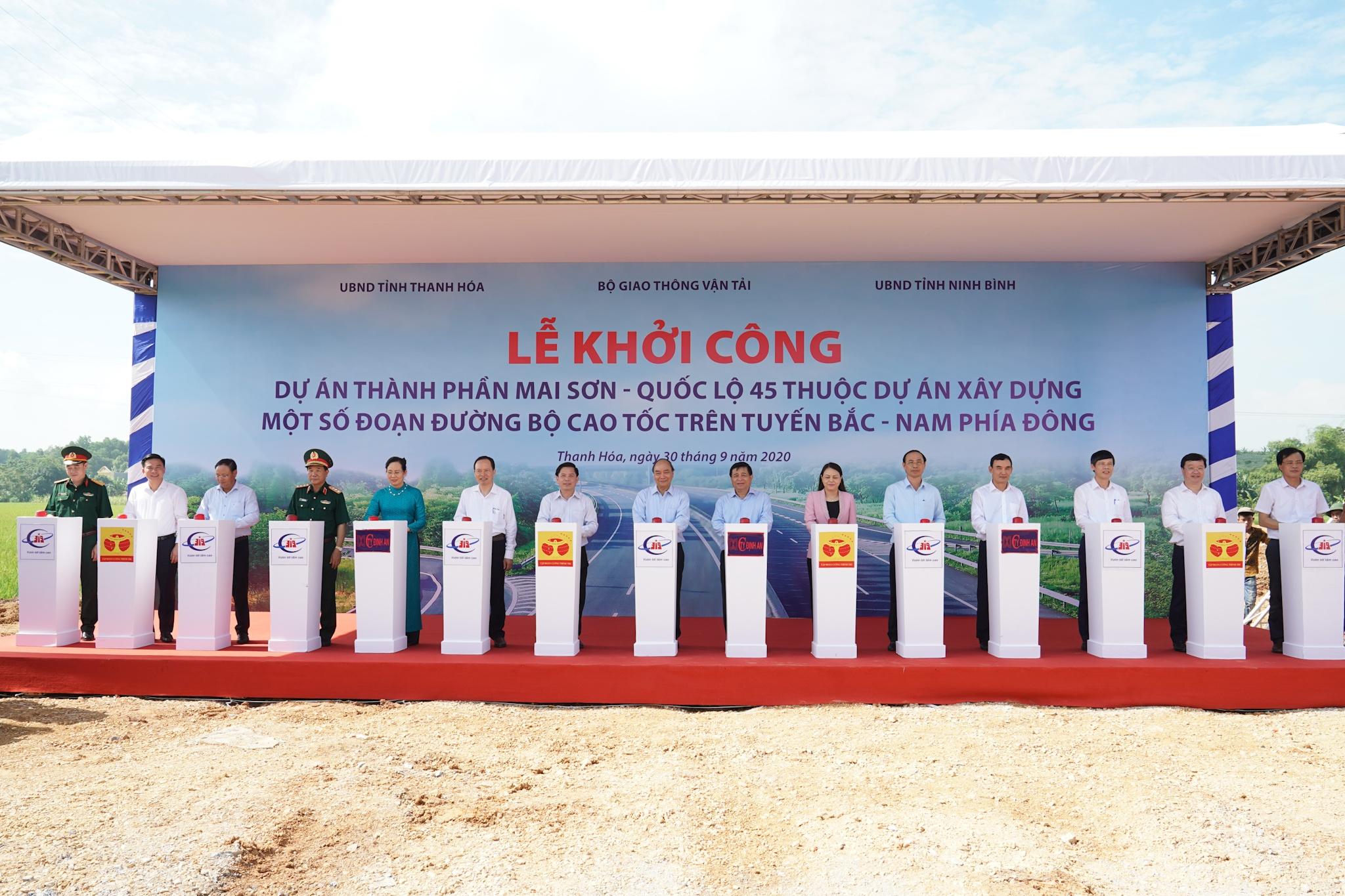 thu tuong nguyen xuan phuc phai co it nhat 5000 km cao toc
