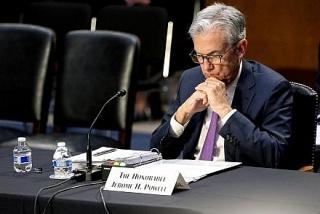 Jerome Powell: Fed đang đối mặt xung đột mục tiêu