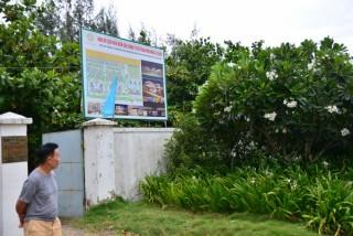 Đà Nẵng thu hồi đất dự án Hòn Ngọc Á Châu làm công viên, bãi tắm
