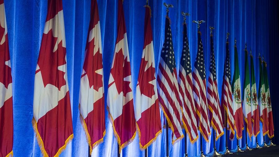 NAFTA Mỹ - Canada đẩy chứng khoán khởi sắc