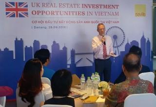 Savills giới thiệu thị trường bất động sản Anh quốc