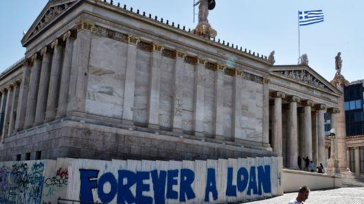 Hy Lạp: Phép thử mới với kế hoạch ngân sách 2019