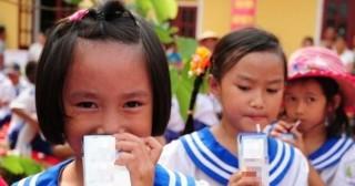Sữa học đường: Cái được lớn nhất là tạo hiệu ứng rộng lớn