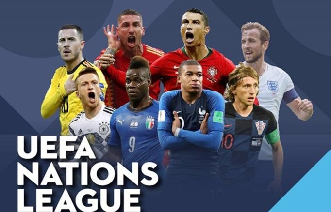 UEFA Nations League phát sóng trên K+ từ ngày 11/10