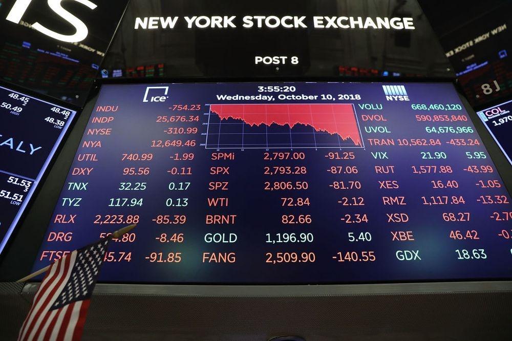 5 yếu tố dẫn đến diễn biến bán tháo của chứng khoán Mỹ