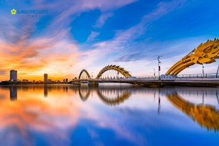 Đà Nẵng đón hơn 6,8 triệu lượt khách du lịch