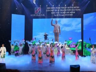 Agribank khai mạc Hội diễn nghệ thuật quần chúng