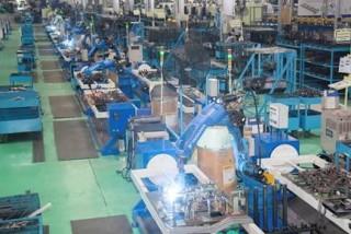 Phát triển cơ khí tại Khu công nghiệp Thaco - Chu Lai
