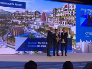 Hai dự án lớn của Crystal Bay được vinh danh giải thưởng kiến trúc uy tín thế giới