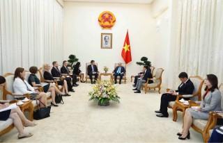 Thủ tướng mong muốn sớm mở đường bay trực tiếp Việt Nam - Séc