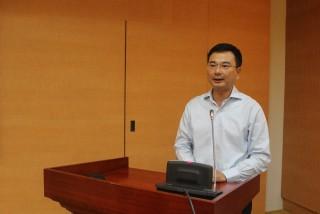 Đoàn Thanh niên NHTW thảo luận về tác động của chiến tranh thương mại Mỹ - Trung