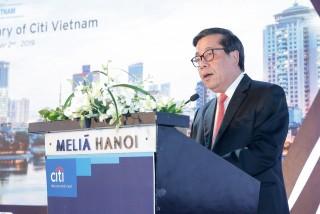 25 năm Citi Việt Nam: Mang những gì tốt nhất tới khách hàng là sứ mệnh hàng đầu