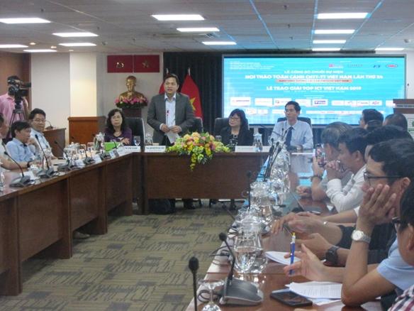 VIO 2019 - định hình tương lai Fintech Việt Nam