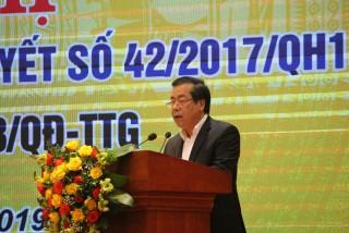 Sơ kết 2 năm triển khai Nghị quyết 42 về xử lý nợ xấu và Quyết định 1058 về cơ cấu lại các TCTD