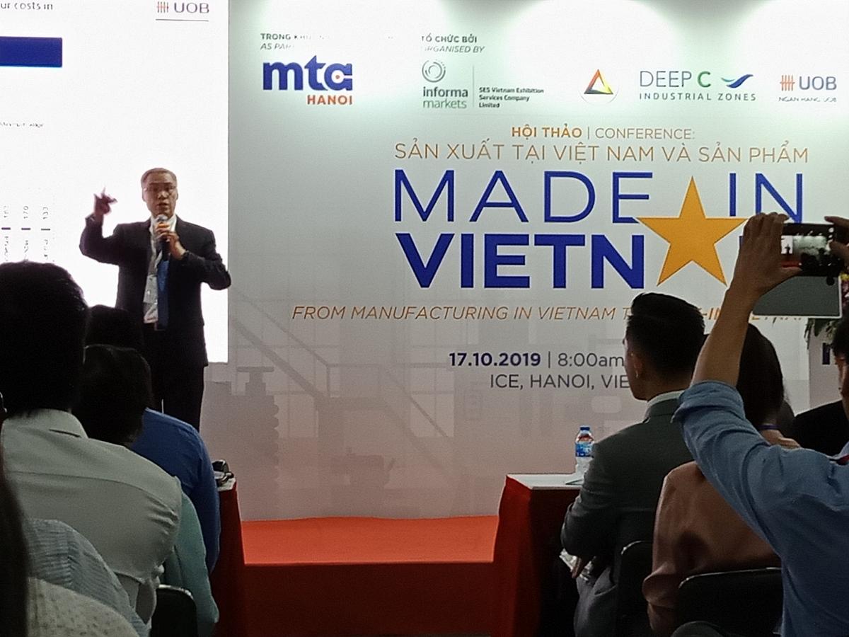 Thương chiến Mỹ - Trung tạo cơ hội cho ngành sản xuất Việt Nam