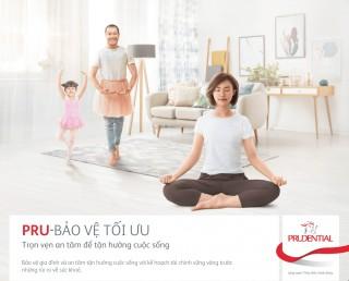 Prudential Việt Nam ra mắt sản phẩm bảo hiểm liên kết chung