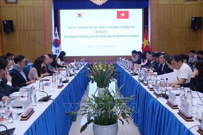 Việt Nam tiếp tục là đối tác ưu tiên hàng đầu của Hàn Quốc