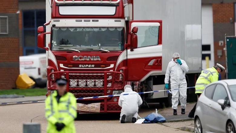 Vụ 39 người chết tại Anh: Bộ Công an vào cuộc