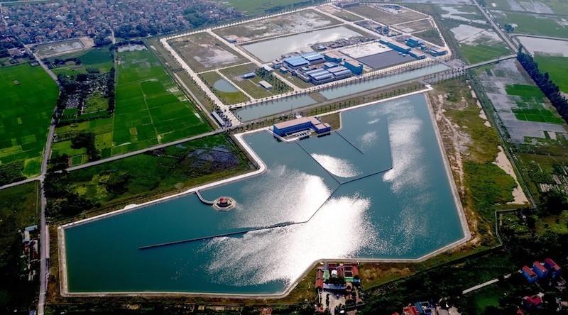 Nhà máy nước mặt sông Đuống chưa nghiệm thu đã bán nước cho người dân