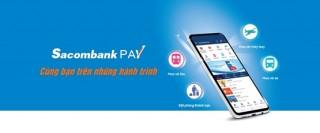 Đặt khách sạn và mua vé xe/tàu hỏa qua ứng dụng Sacombank Pay