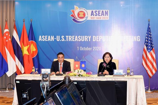 AFCDM: Đóng góp quan trọngvào chuỗi hoạt động trong khuôn khổ hợp tác tài chính ASEAN