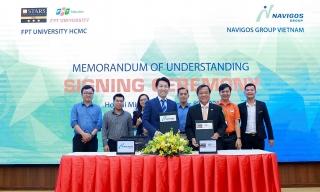VietnamWorks InTECH và Đại học FPT thỏa thuận hợp tác